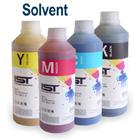 Сольвентные чернила в бутылках (1л)