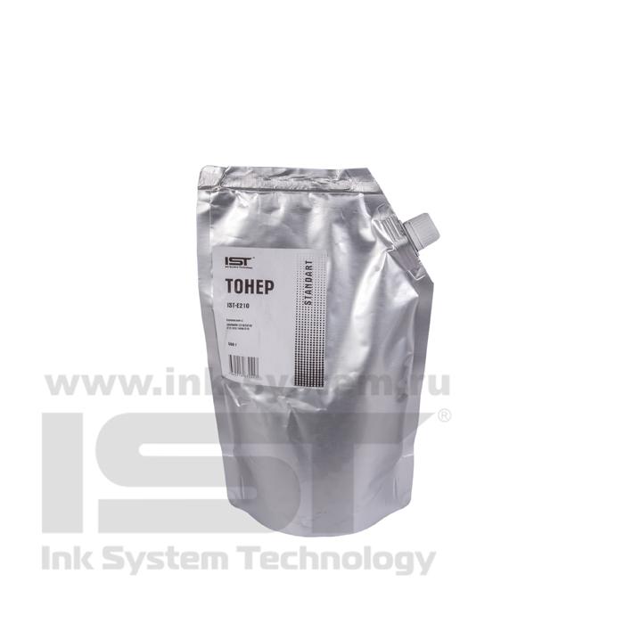 Тонер Standart IST-E210 500гр